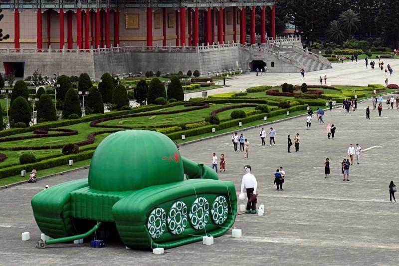 Tiananmen Square crackdown anniversary