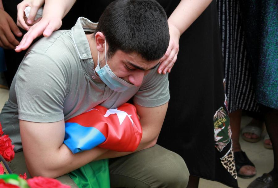 Azerbaijan-Armenia border clash5