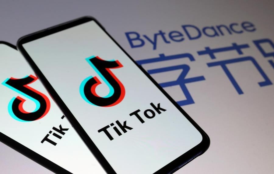 ByteDance TikTok logo