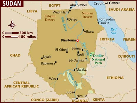 map_of_sudan