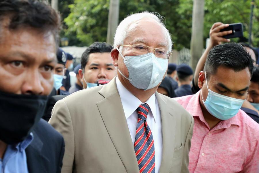 Najib Razak 1MDB case1