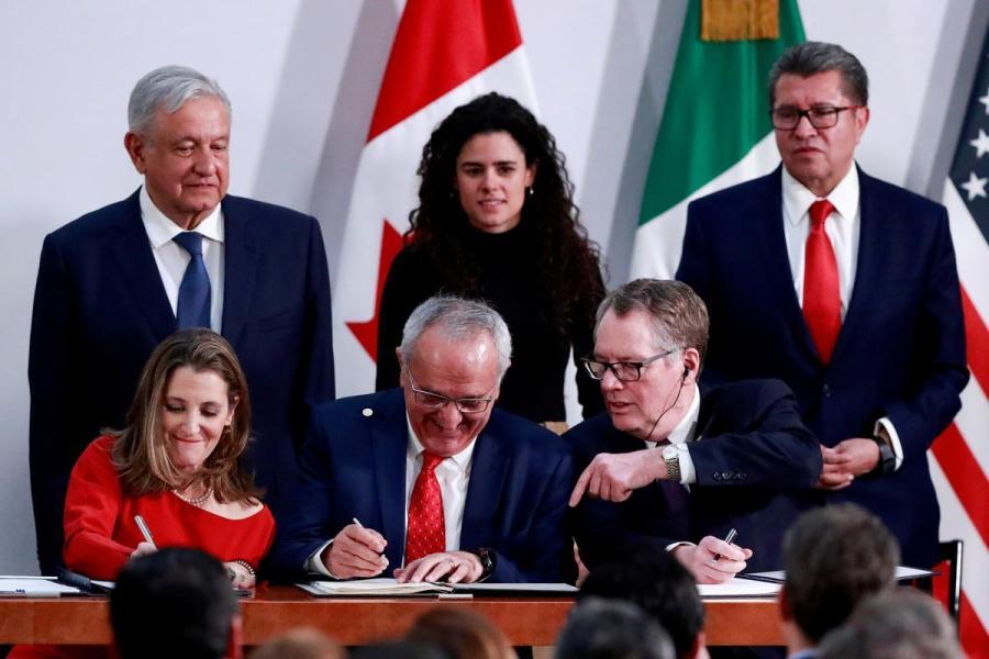 North America trade deal1