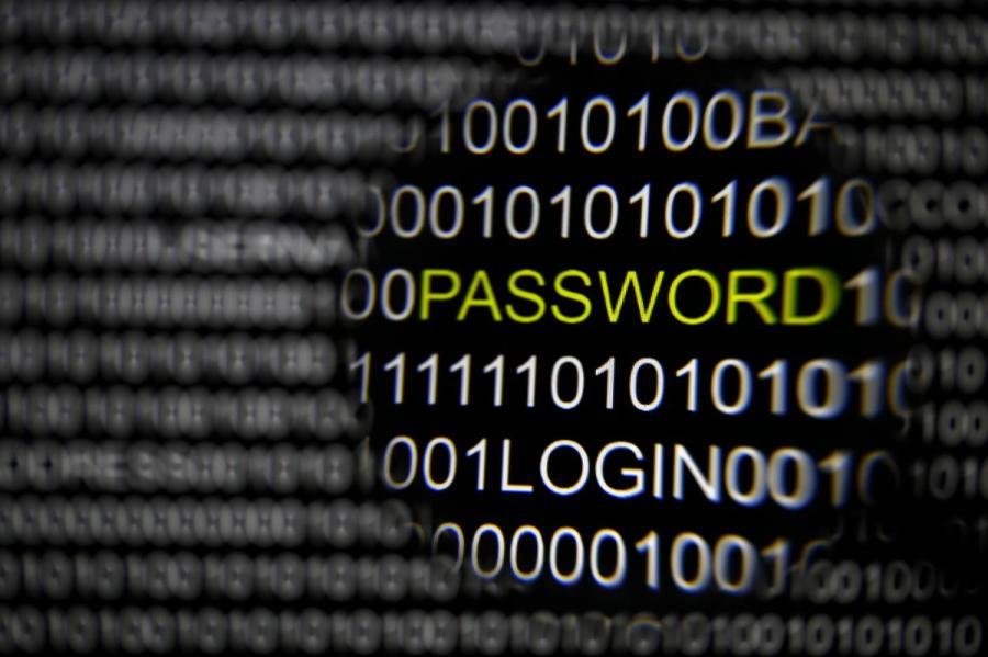 Password illustration picture