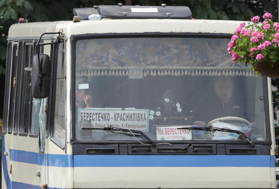 Ukraine bus hijack4