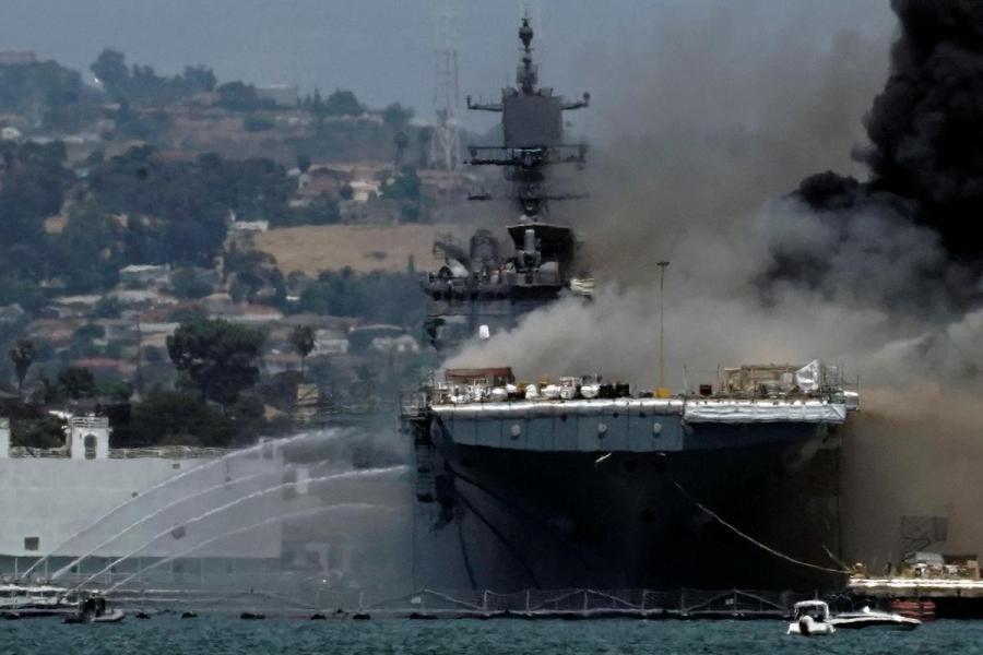 USS Bonhomme Richard1