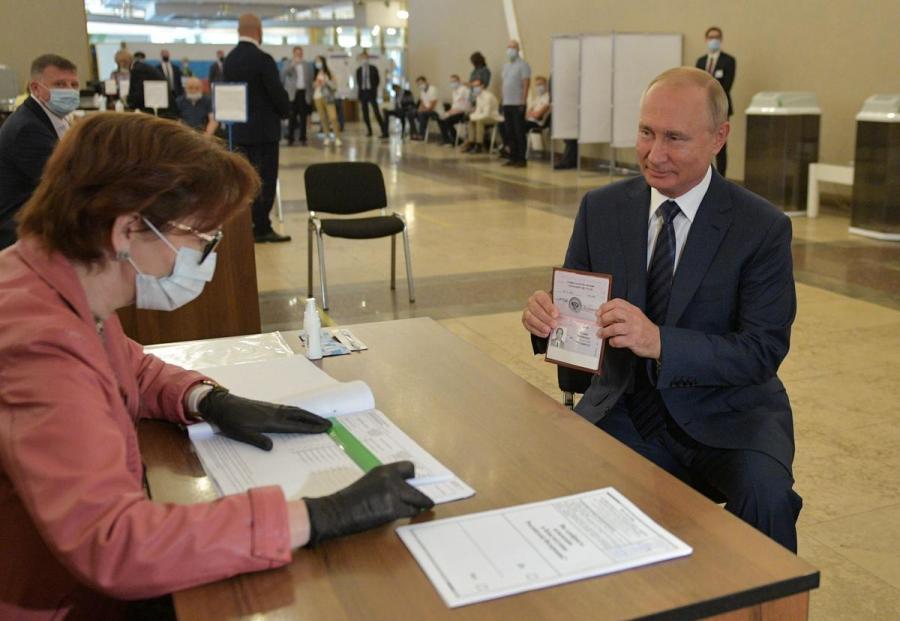 Vladimir Putin1