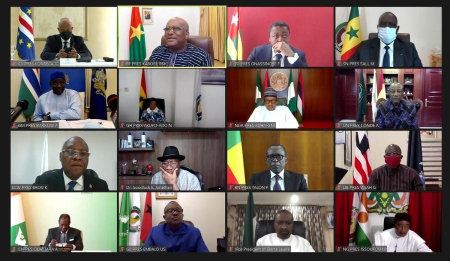 ECOWAS virtual summit