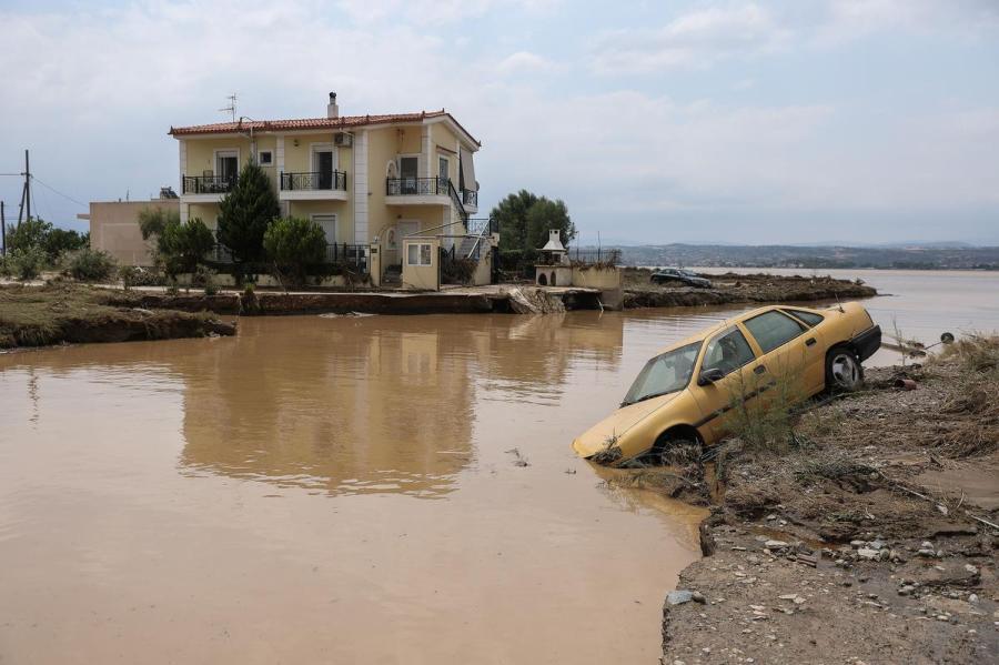 Evia island flood2