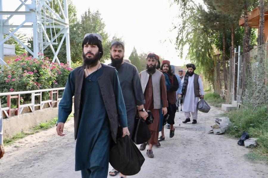 Freed Taliban prisoners4