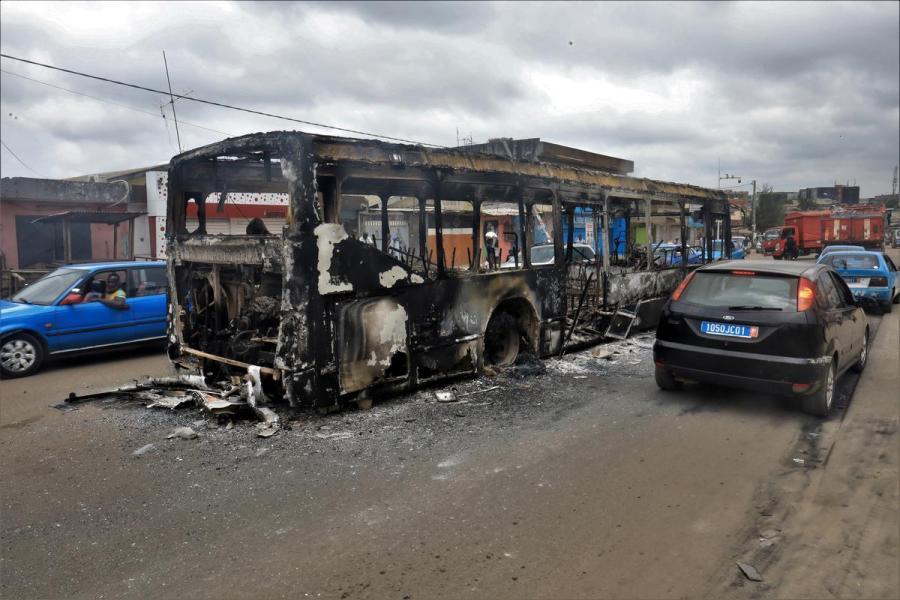 Ivory Coast protests6