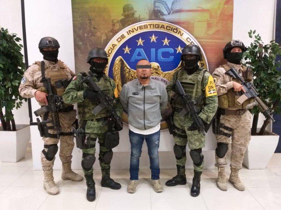 Jose Antonio Yepez arrest