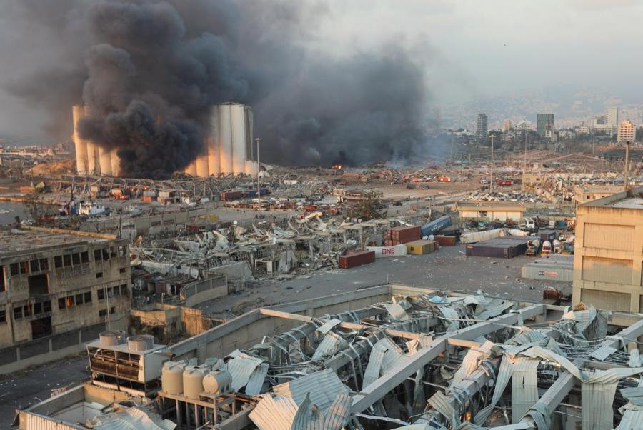 Lebanon explosion2