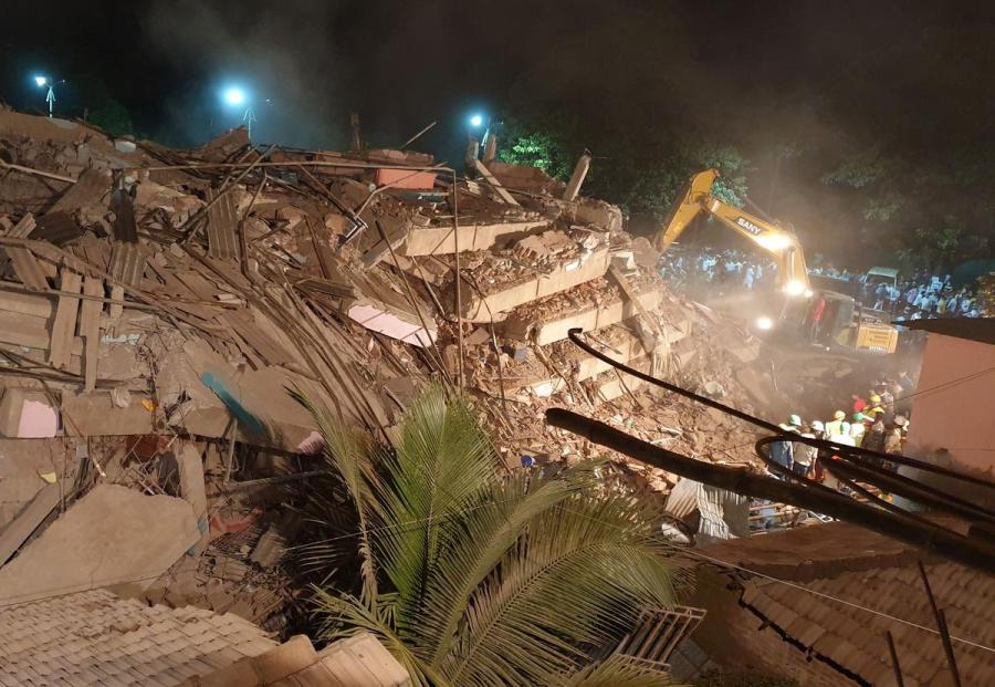 Mumbai building collapse4