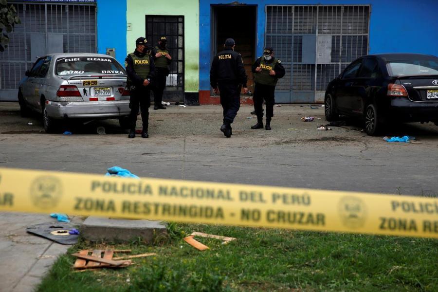 Peru club raid incident5