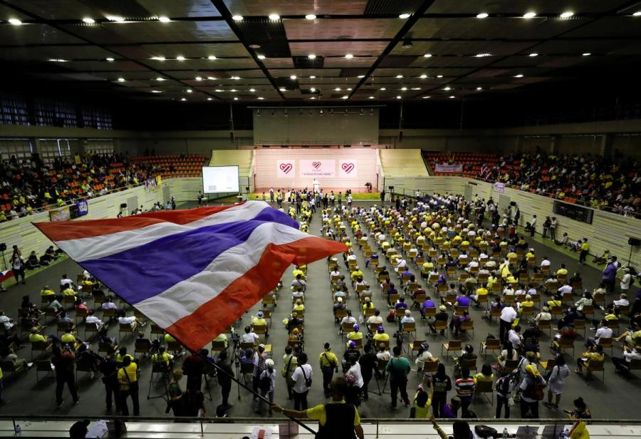 Thai royalists4