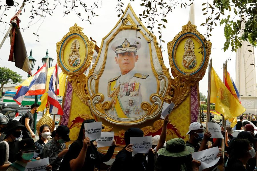 Thailand protests5