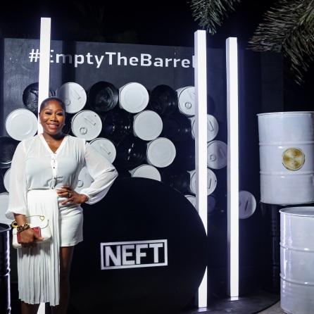 NEFT Vodka Nigeria launch 10