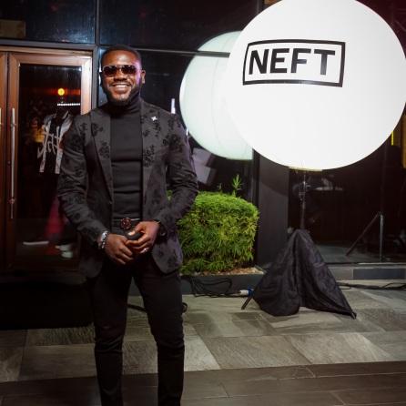 NEFT Vodka Nigeria launch 4