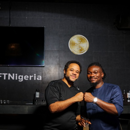 NEFT Vodka Nigeria launch 5