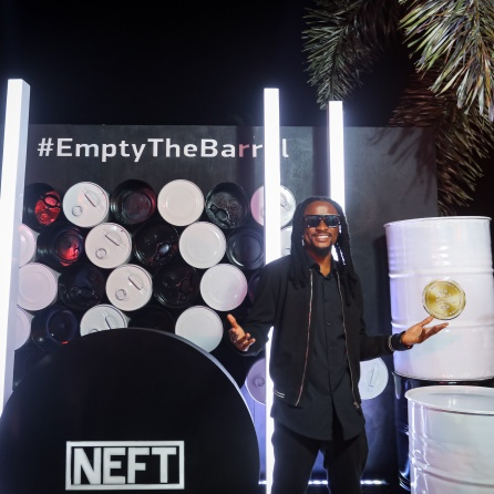 NEFT Vodka Nigeria launch 8